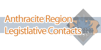 Anthracite Region Legislative Contacts